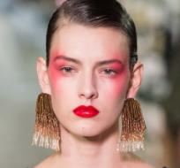 Roter Lippenstift Kenzo
