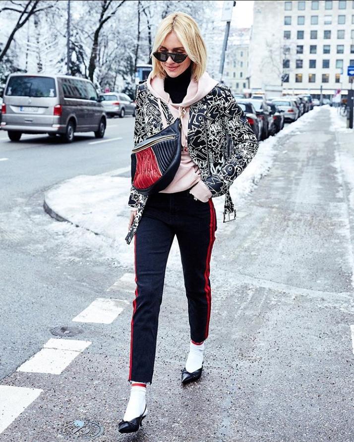 Gucci, Balenciaga, Vetements und Adidas, alles zusammen ist